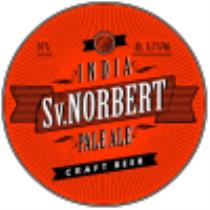 pivo Sv. Norbert India Pale Ale 16°