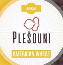 pivo Blonďák - American Wheat 12°