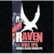 pivo Raven Double Black Cream IPA 20°